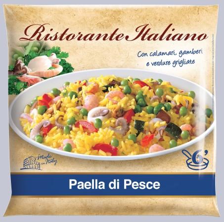 Paella Di Pesce Mercury Srl